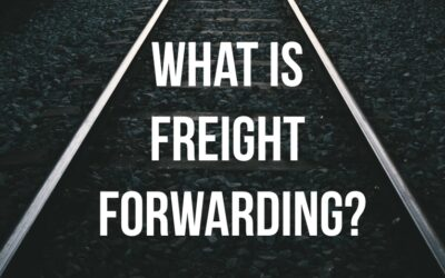 What is Freight Forwarding?