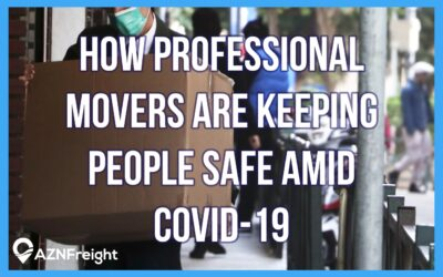 How Professional Movers are Keeping People Safe Amid COVID-19